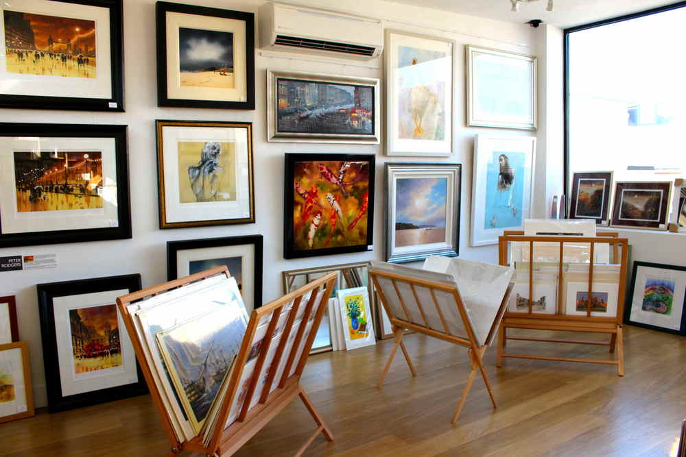 Art Shop gallery — sevenoaks art shop