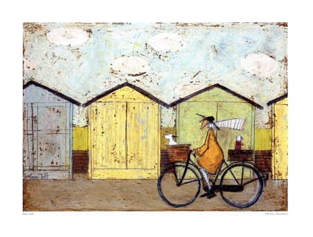 Featured artist sam toft sevenoaks art shop we are exhibiting a number of limited edition signed prints in the upstairs gallery alongside smaller prints and greetings cards in our shop m4hsunfo