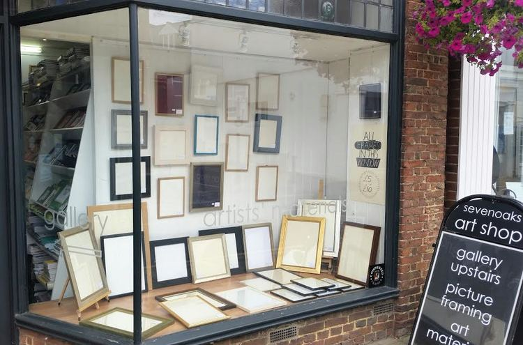 Big Frame Sale! — Sevenoaks Art Shop