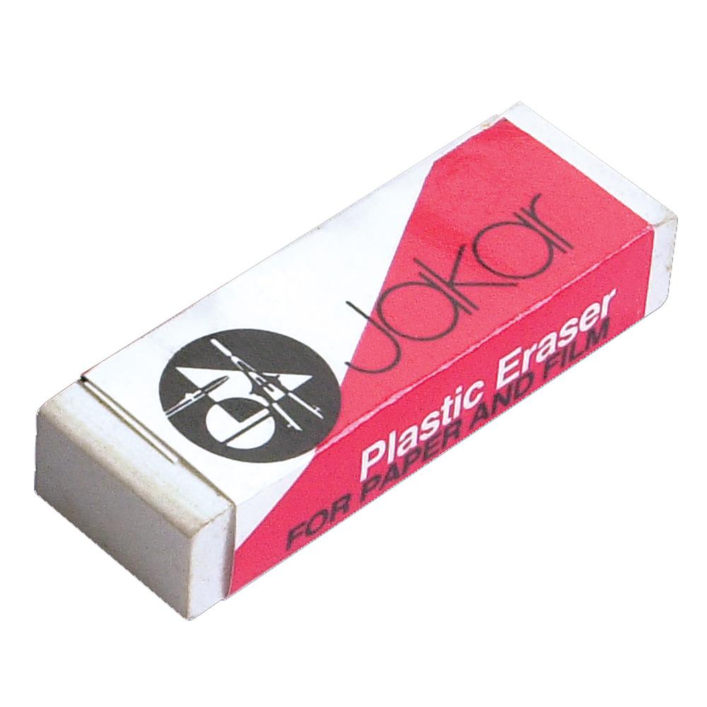 Jakar Plastic Eraser
