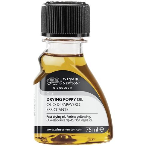 Drying Poppy Oil
