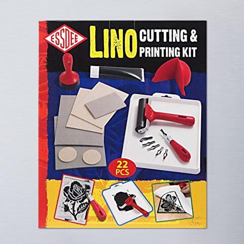 Lino Printing Set