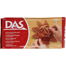 Das Air Dry Clay Terracotta