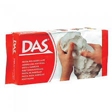 Das Air Dry Clay White