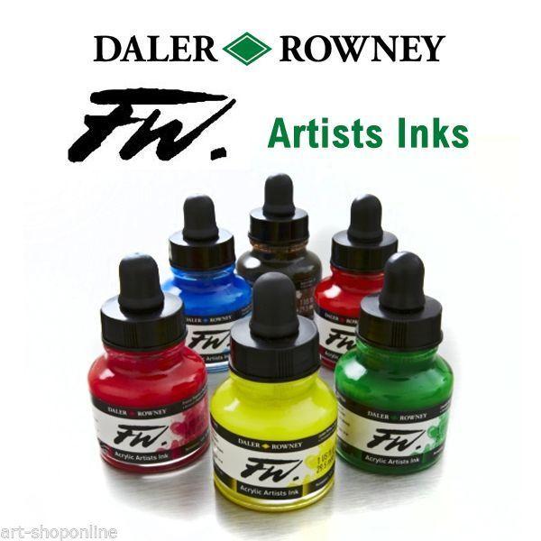 FW Acrylic Ink