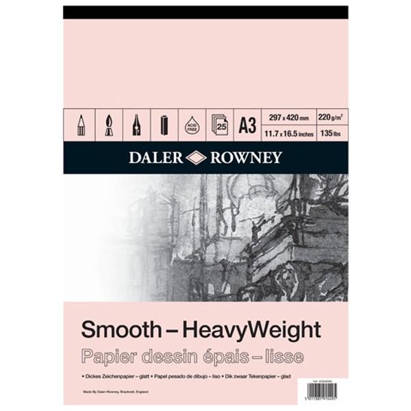 Smooth HeavyWeight Pads