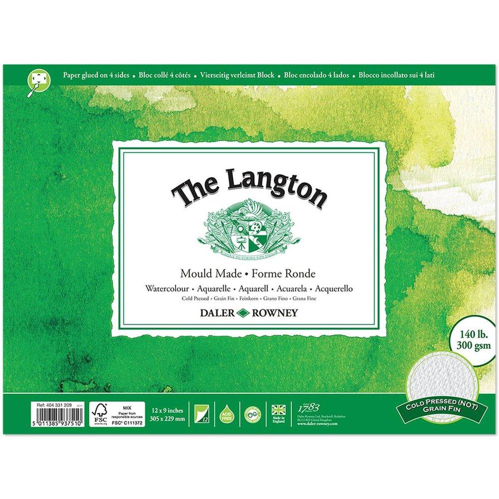 Langton Cold Pressed