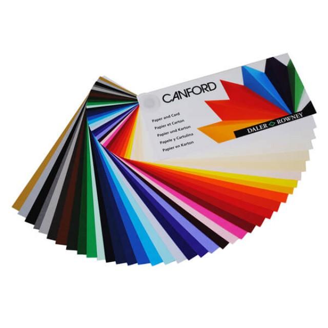 Canford Card A4 A1