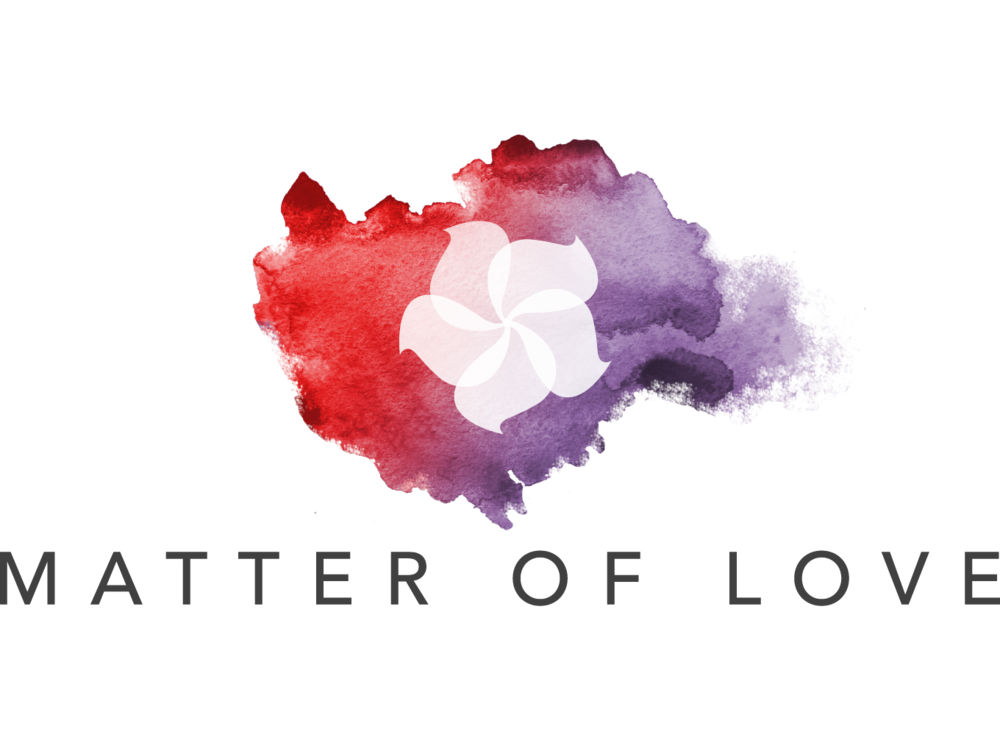 Matter of Love logo, by DahlHouse Design