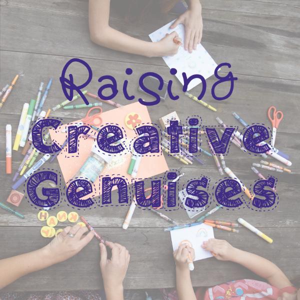 Raising creative geniuses