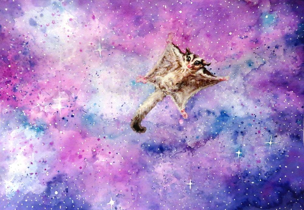 Glider's Galaxy