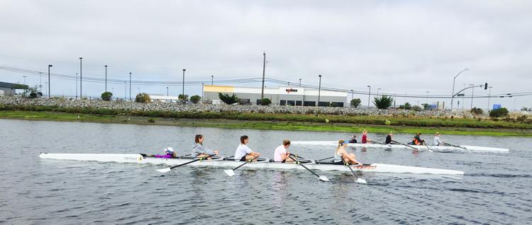 Summer Rowing Oakland Strokes