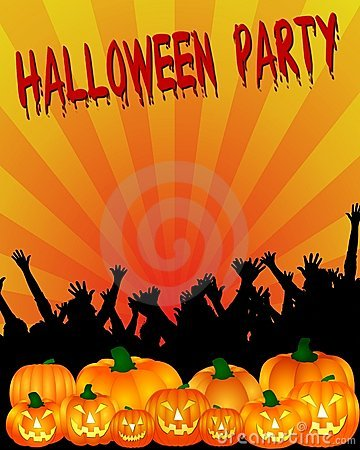 shady hollow halloween party - Party Halloween