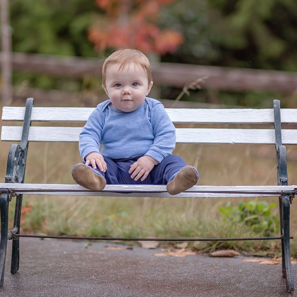 powell river baby photographer, grow with me