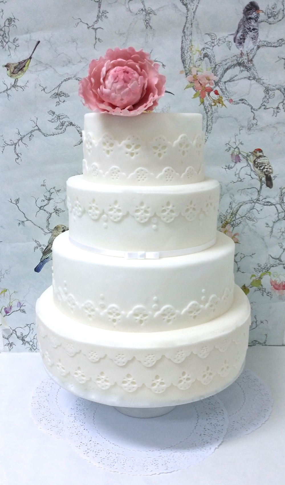 Customised Wedding Cakes - Not Available — Sweet Retreat