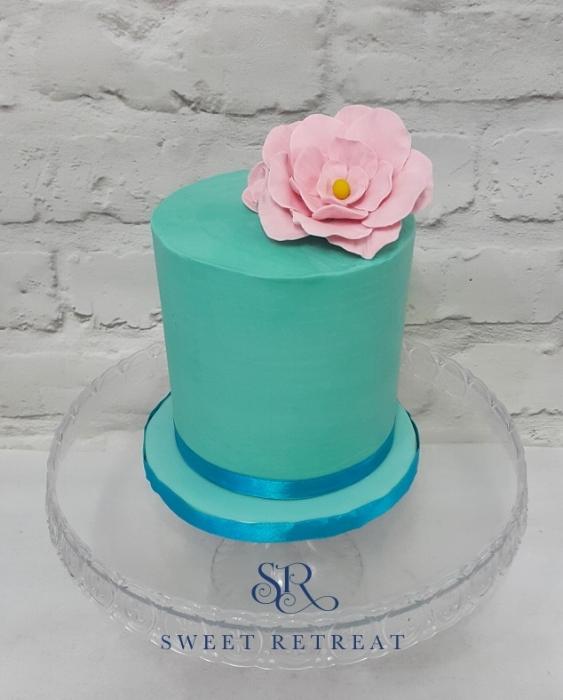 New Preset Designs Buttercream Cakes Sweet Retreat