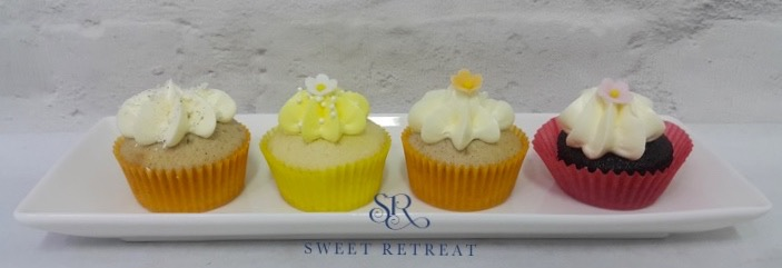 Mini Cupcakes - Special Flavours Selection