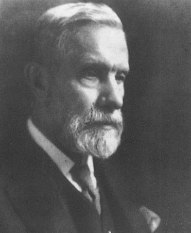 John Devoy, leader of Clan na Gael.
