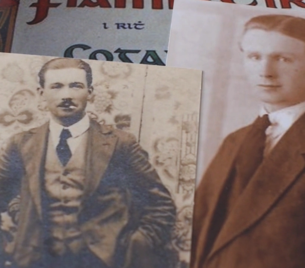 'A Rebel Librarian'<strong>The story of Paddy Joe Stephenson</strong><a href= /1916-easter-rising/paddy-joe>CLICK HERE TO READ MORE</a>