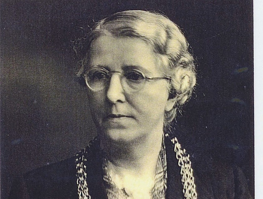 Kathleen Clarke in later years