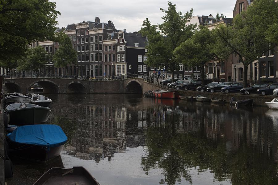 4am stroll through the canals