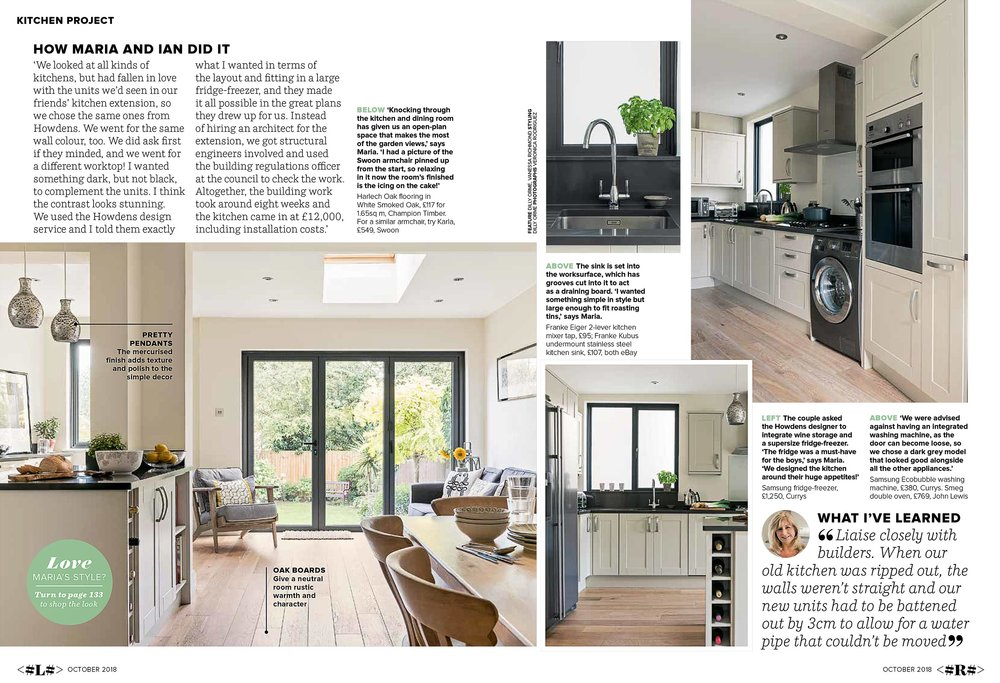Ideal Home - Oct 18