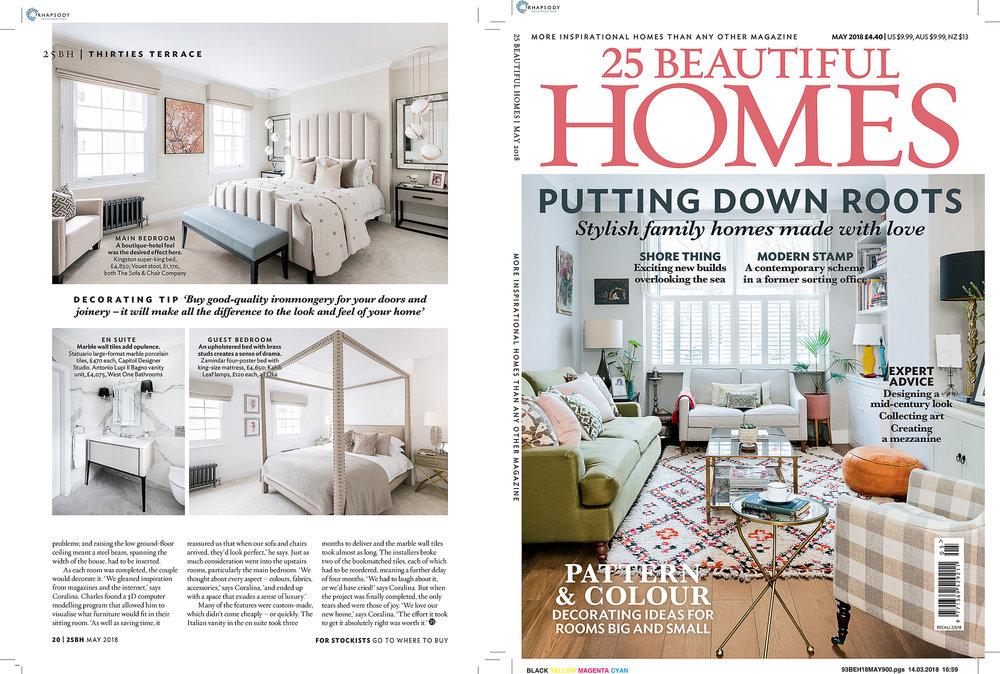 25 Beautiful Homes - May 18