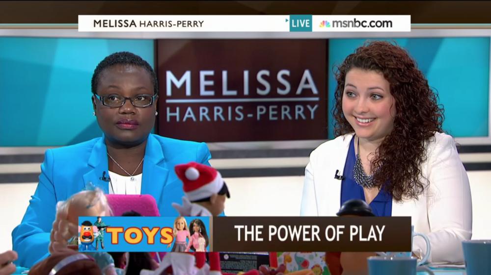 MSNBC: Melissa Harris-Perry