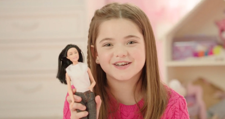 SNL Asian American Girl Doll Parody