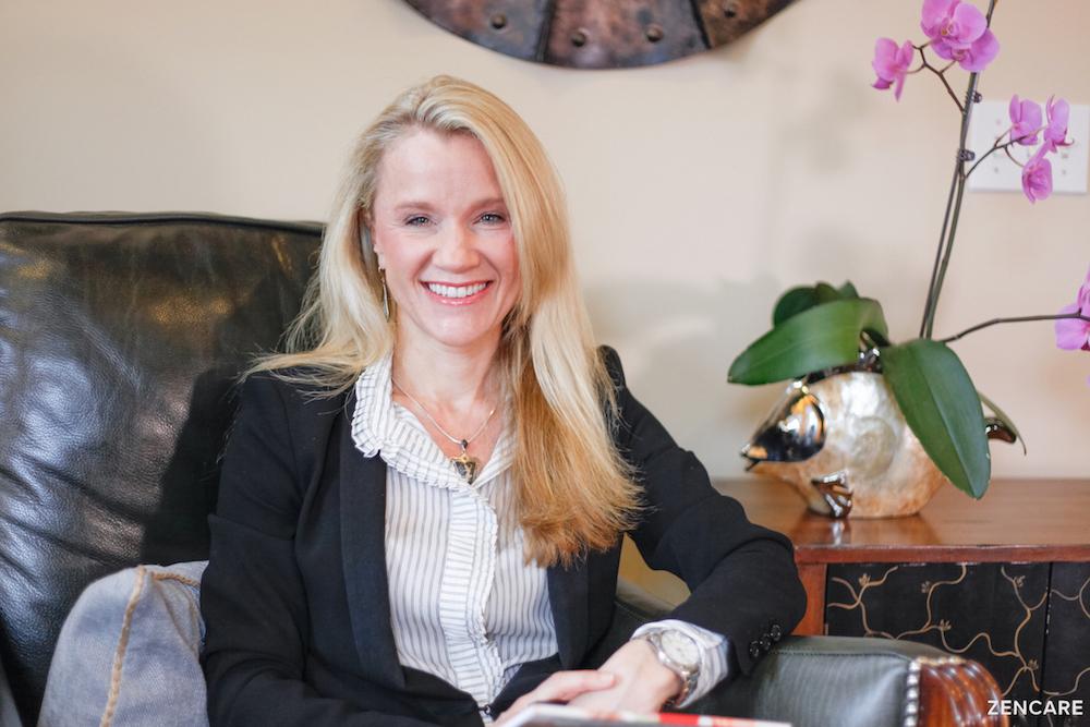 Gretchen Blycker, LMHC  is a therapist in Rhode Island.