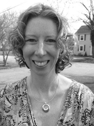 Kathy McGuigan, LCSW, co-founder of Rhode Island New Moms