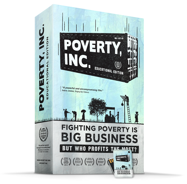 POVERTY, INC. is proudly represented by Ro*Co Films, distributor of 16 Oscar-nominated documentaries.
