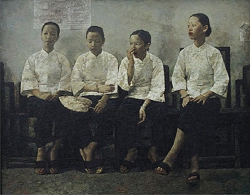 The Comb Sisters ( zishunv )