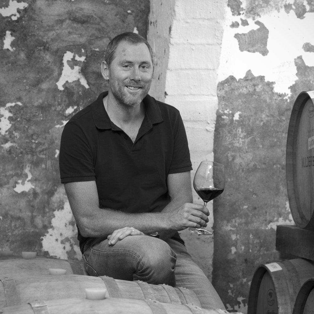 Adam Mason, Head of Winemaking