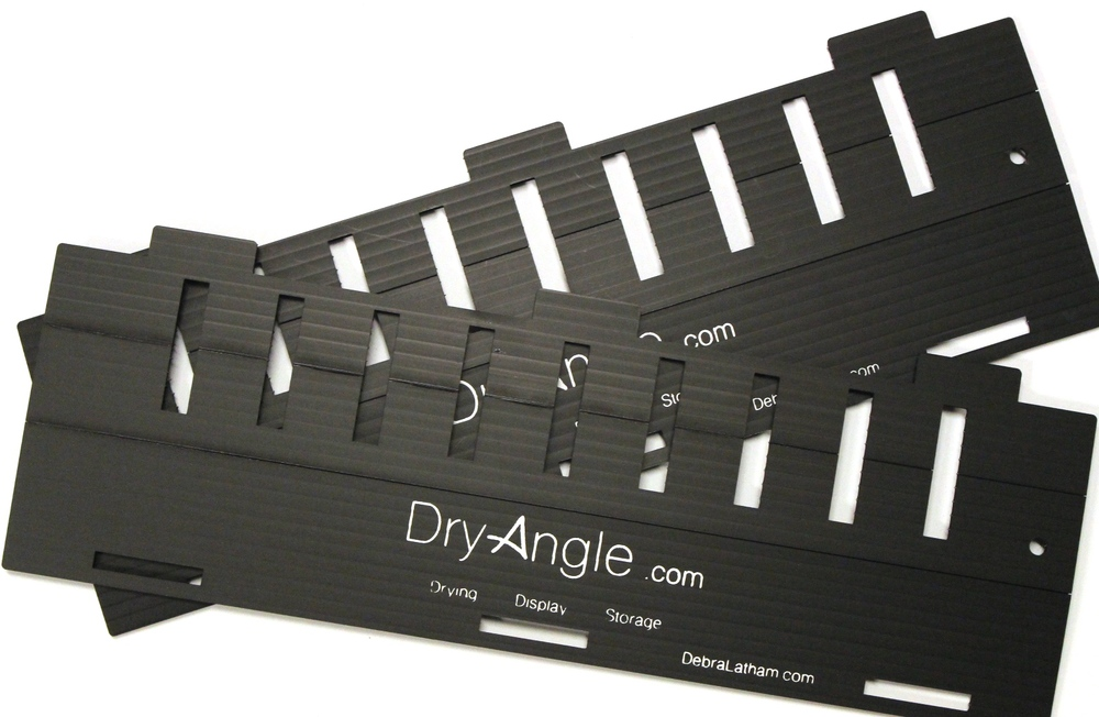 Dryangles Set For Panels  /  Holds 9 panels up to 16""