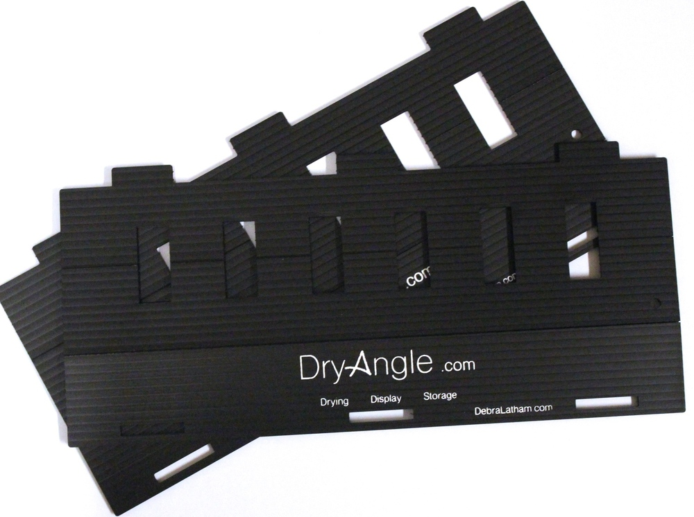 Dryangle Set For Canvases  /  Holds 6 Canvases up to 16""