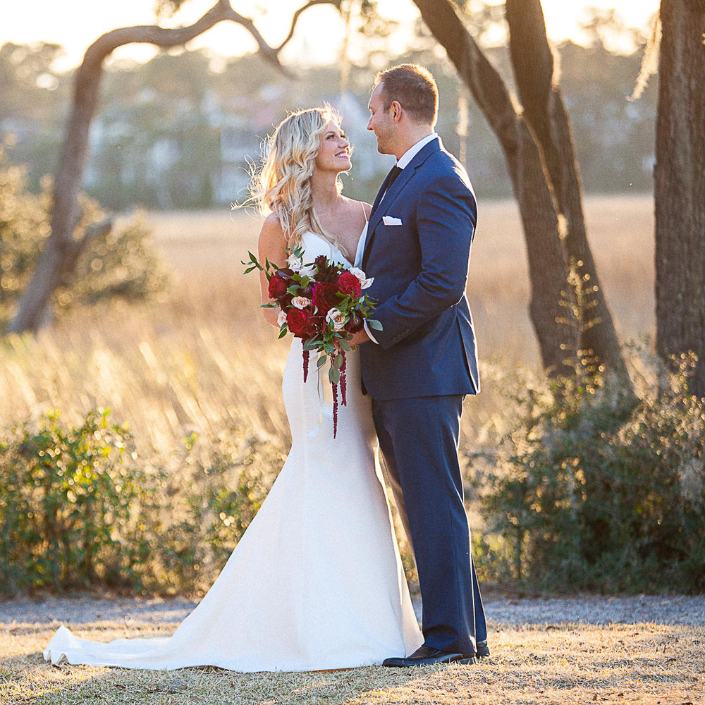 Photogaphy by Ron Delhaye Studios // Charleston Wedding Photographer | Adventure Photography
