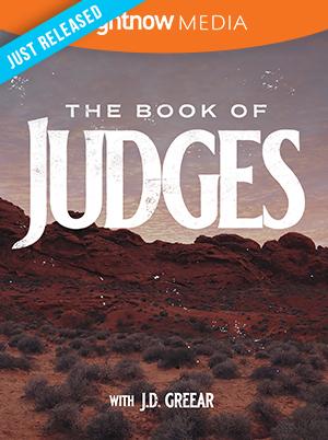 Judges; JD Greear