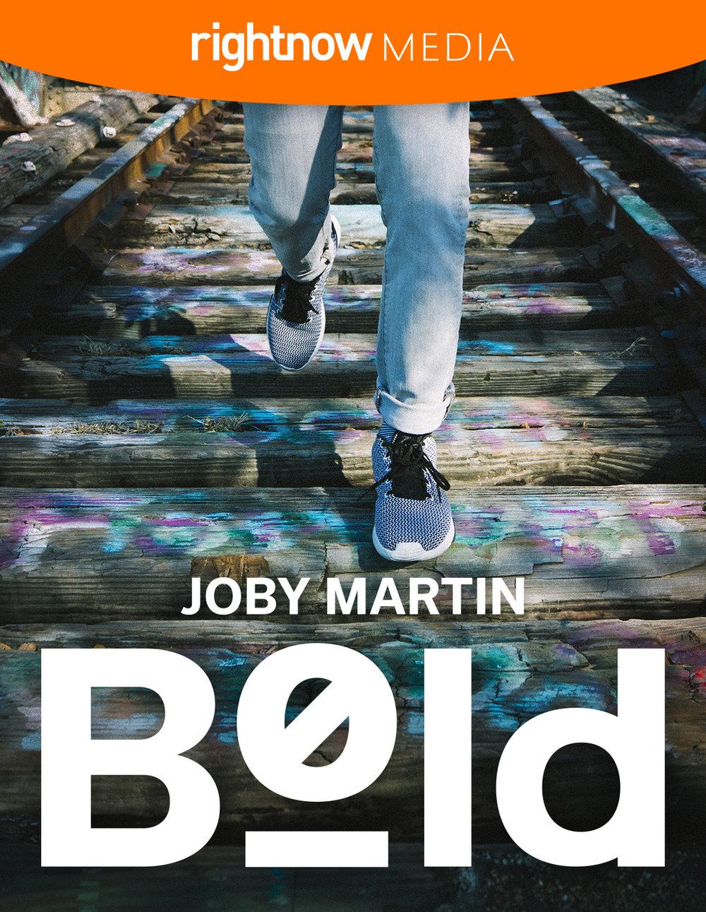 Bold; Joby Martin