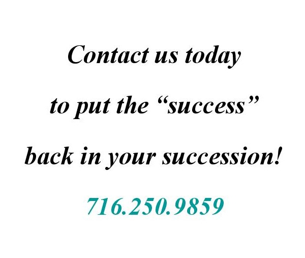 Contact Us! 716.250.9859