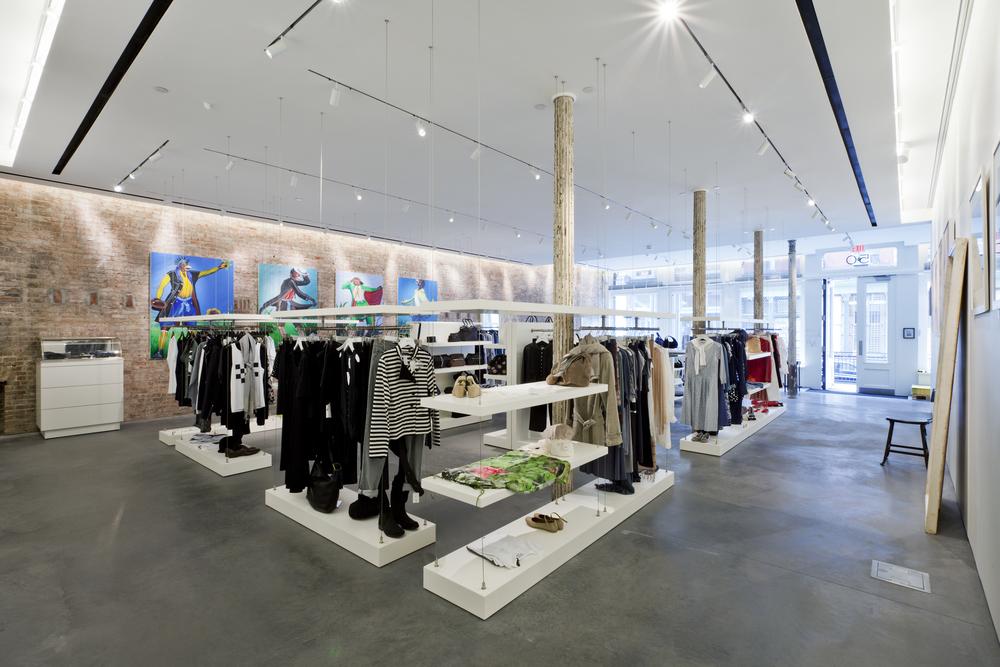Agnes b. Galerie Boutique, SoHo, NYC