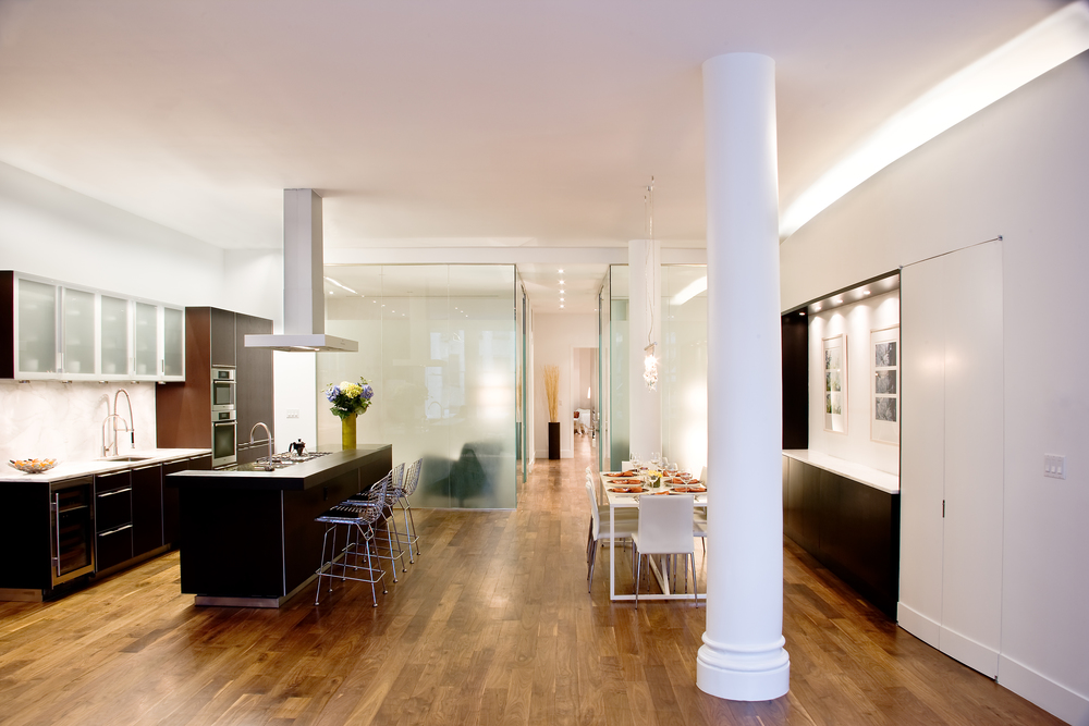 17th Street Lofts, Flatiron District, NYC