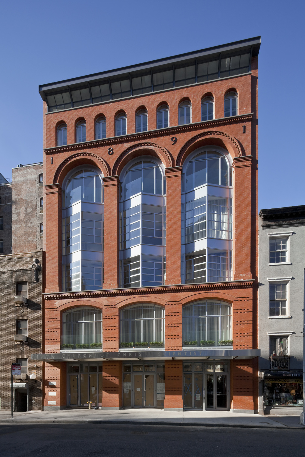 MacDougal Lofts, Greenwich Village, NYC