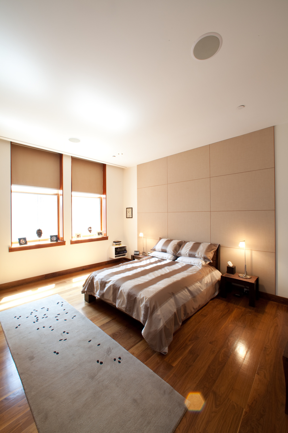22 Mercer, Soho, Bedroom
