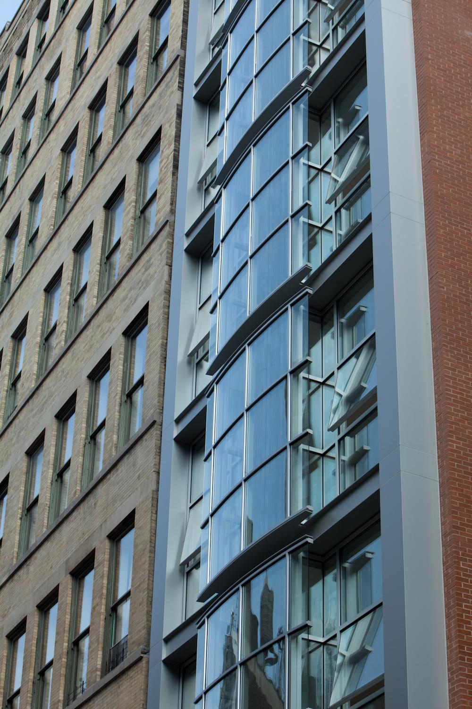 44 Mercer, Soho, Front Facade
