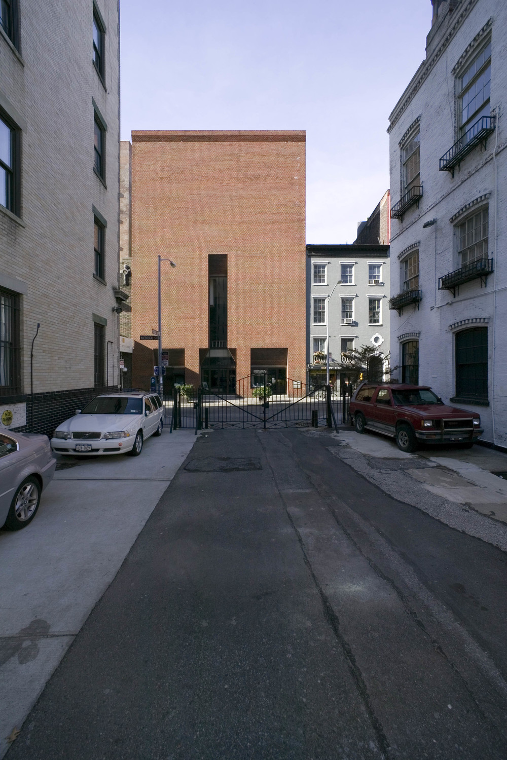 171 MacDougal, Rear View