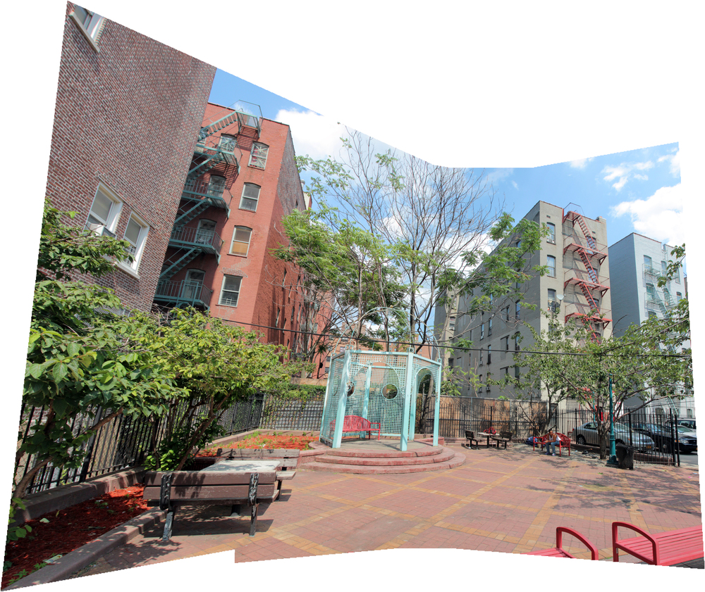 336 East 112th Street, Condo Location Before/Current