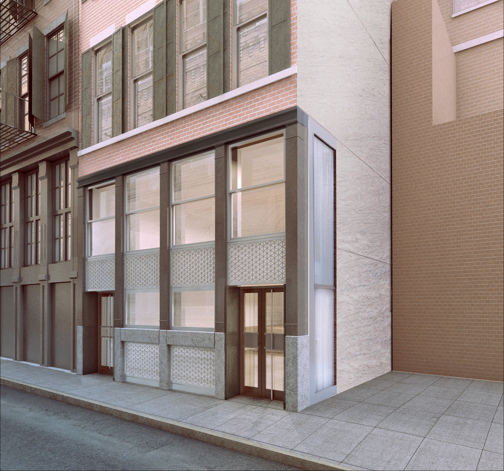 #TriBeCa     #SixCortlandtAlley  #construction     #facade     #preservation  #nycrealestate     #CondoConversion  #architecture