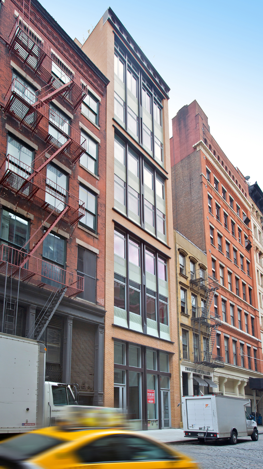 72  Mercer, SoHo, NYC