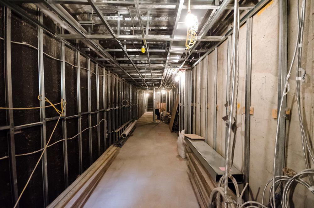 Cellar Passageway